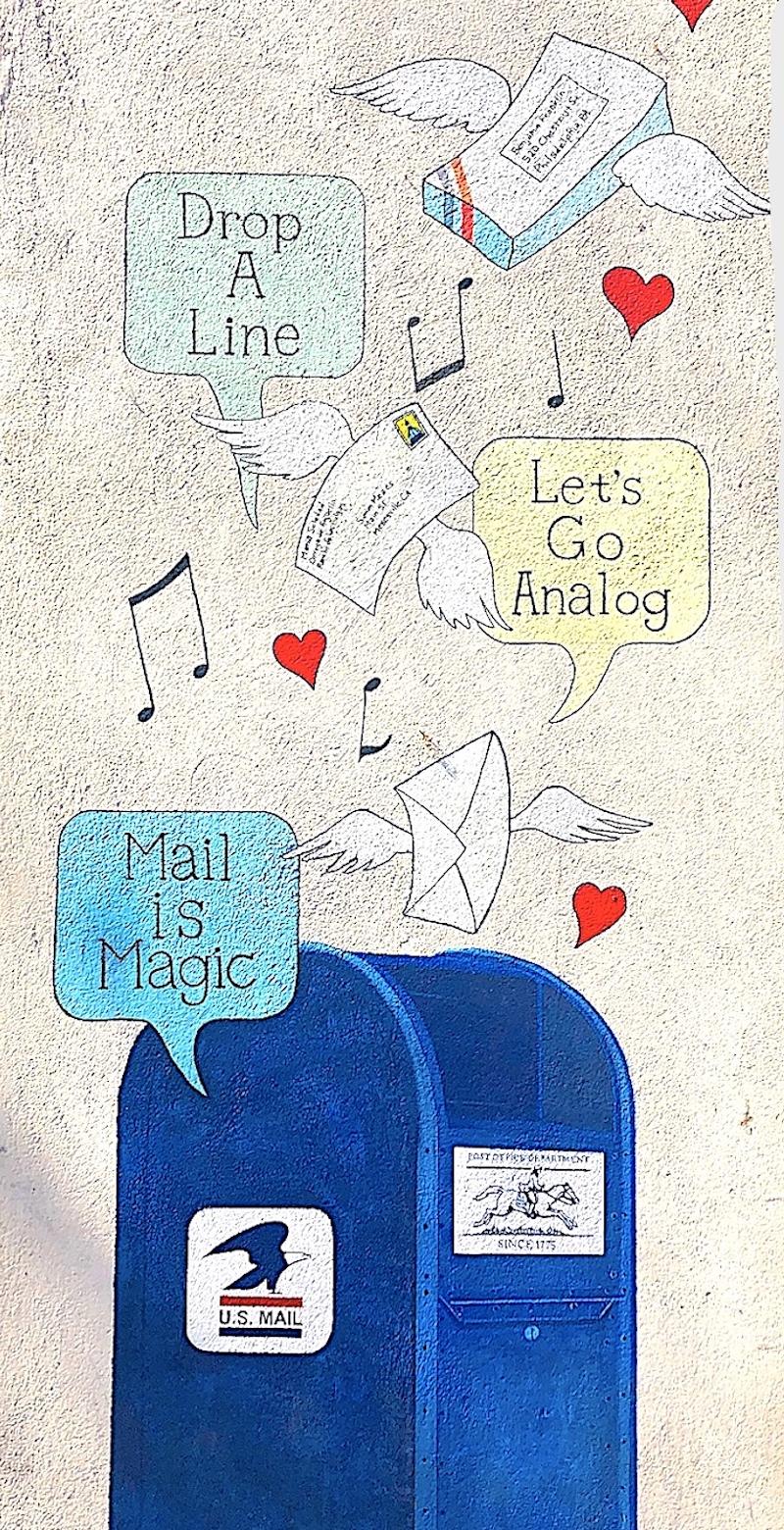 Mail - Go Analog